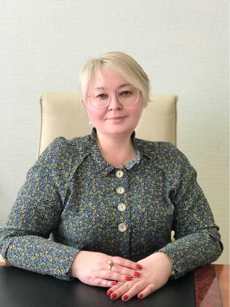 Борисова Елена Афраимовна