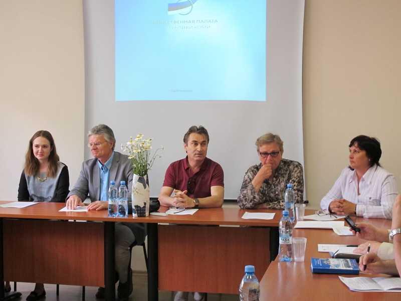 Региональное отделение ВОД «Матери России» Республики Коми провели очередное рабочее совещание о ходе проведения акции «Своих не бросаем»