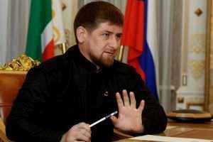 Чеченский лидер Рамзан Кадыров
