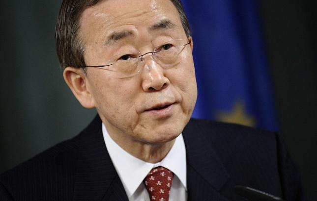 Россияне написали письмо Пан Ги Муну с просьбой остановить войну на Украине