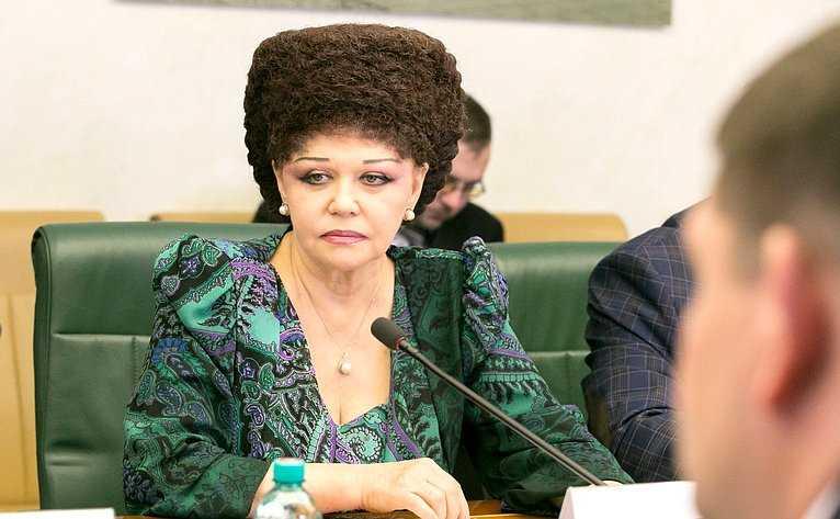 Председатель Движения Валентина Петренко в составе Организационного комитета второго Евразийского женского форума