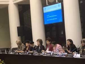 Состоялось заседание геополитической группы МПС «Евразия» под председательством В. Петренко