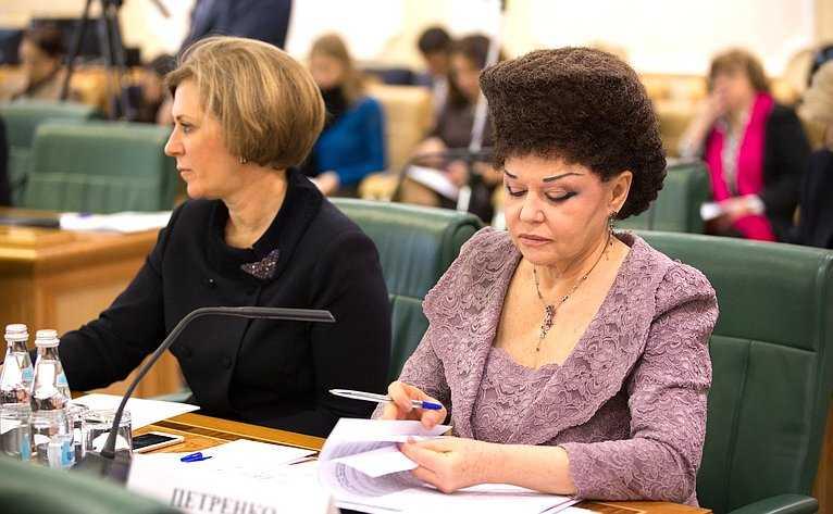 Председатель Движения Валентина Петренко приняла участие в первом заседании Оргкомитета Второго Евразийского женского форума