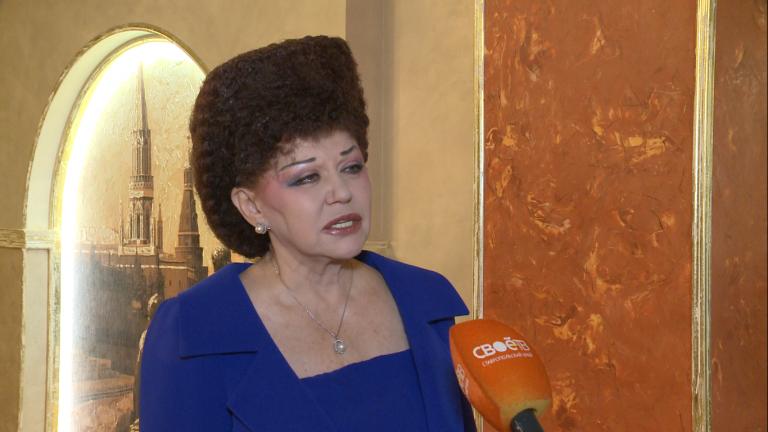 Председатель Движения поздравила Ставропольских женщин С Днём Матери!