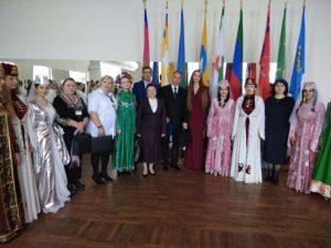 Международную конференцию «Дружба без границ: миф или реальность» провели в институте Дружбы народов Кавказа в Ставрополе