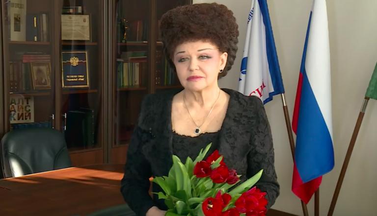 С юбилеем дорогая и многоуважаемая Таисия Беллаловна!