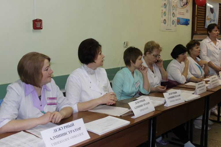 В Липецкой области продолжаются мероприятия в рамках акции «Розовая ленточка»