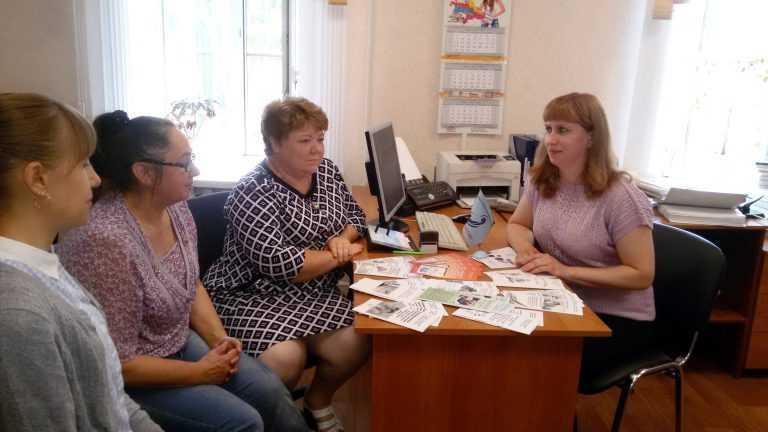 «Социальный поезд «Забота» побывал в селе Сырское