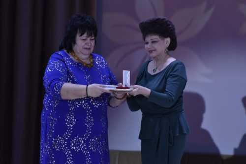 В Наро-Фоминском городском округе отметили День матери.