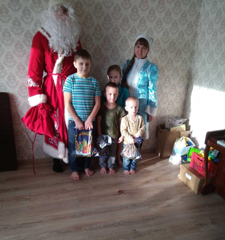 Новогодняя сказка для маленьких томичей