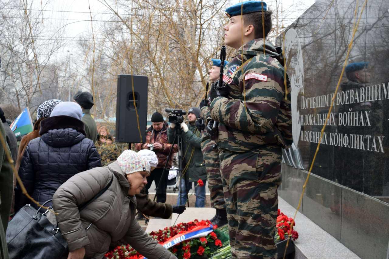 Память воинов-интернационалистов в Уссурийске почтили Матери России