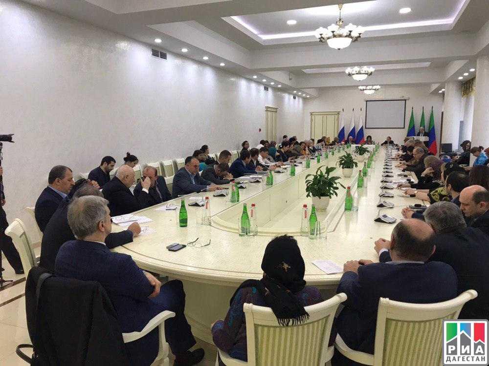 Круглый стол «Проблемы сохранения и развития языков народов Дагестана: современное состояние и перспективы» в РД