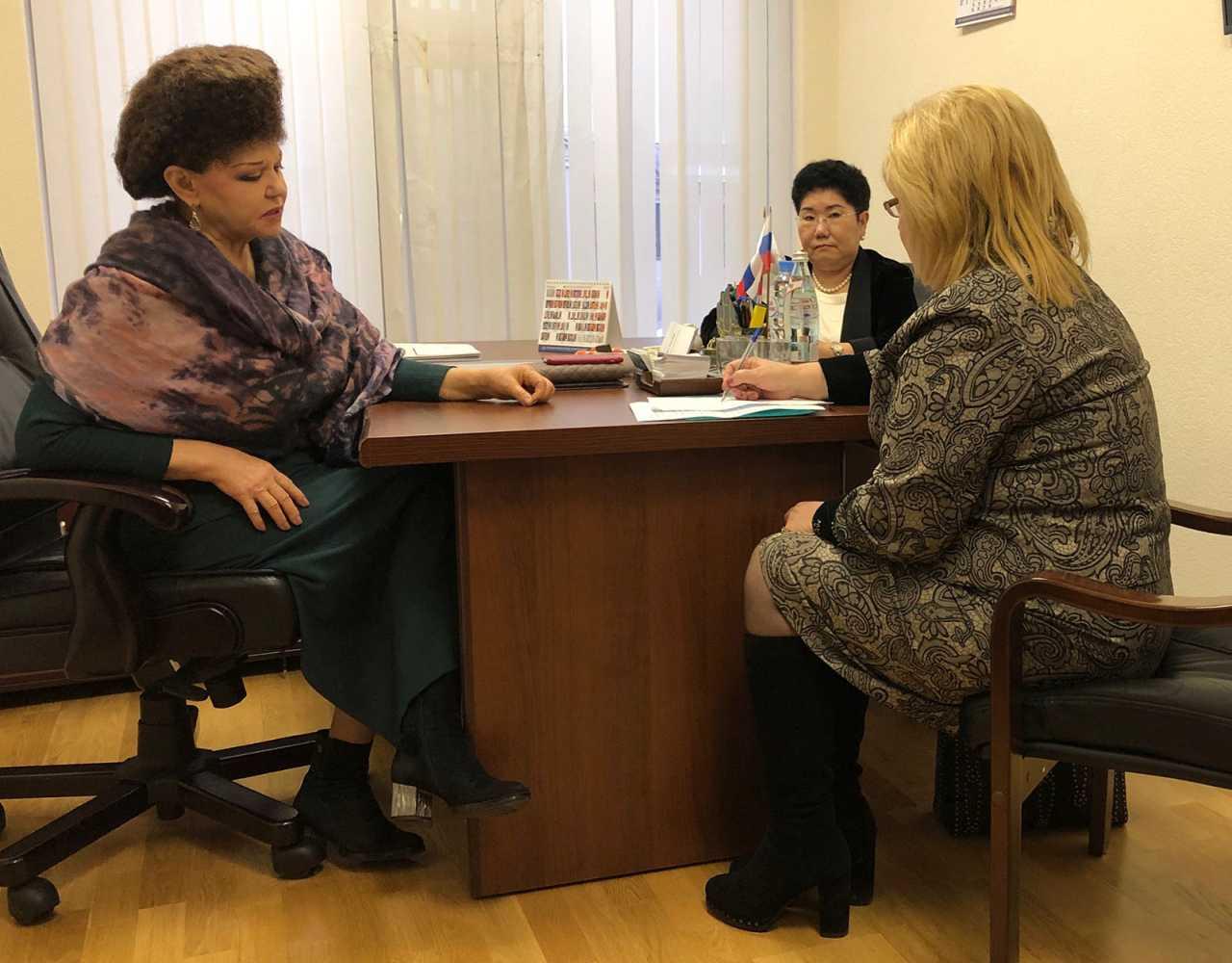 Подготовка к Форуму в рамках проекта «Сохраним жизнь маме».